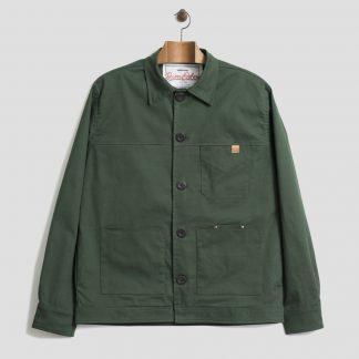 jaqueta worker verde dion ochner