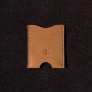 porta cartões caramelo outsider goods