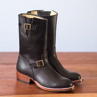 Engineer Boots Preta