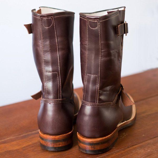 Bota Engineer Boot Marrom 14