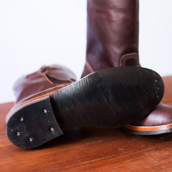 Bota Engineer Boot Marrom 17