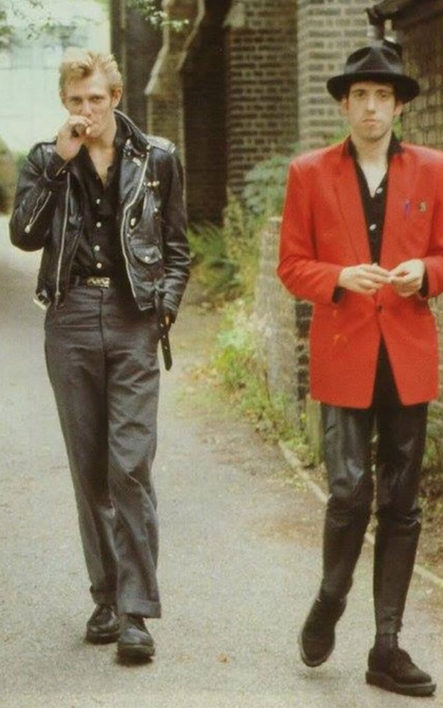 Paul Simonon The Clash