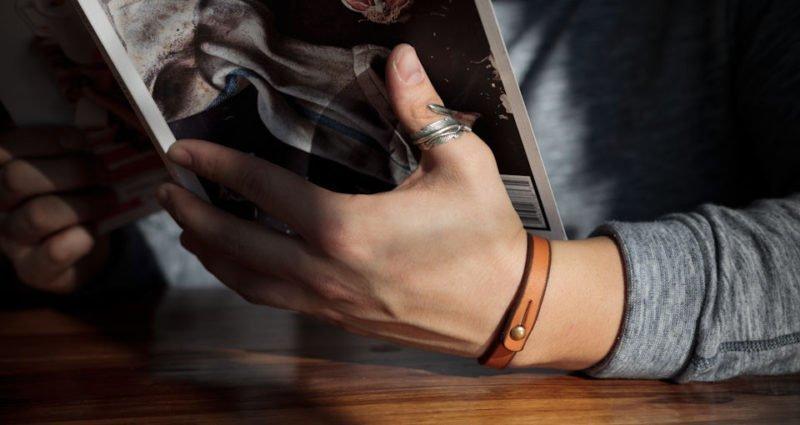 bracelete tanner goods