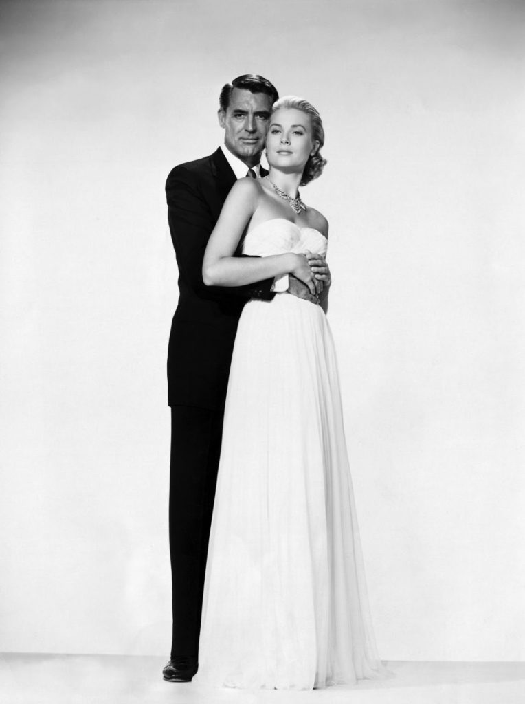 cary grant e grace kelly