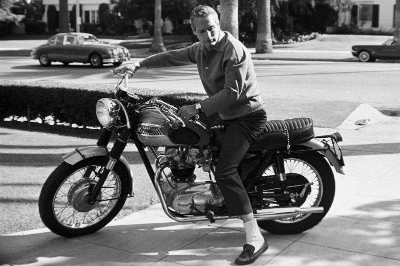 Paul Newman Triumph