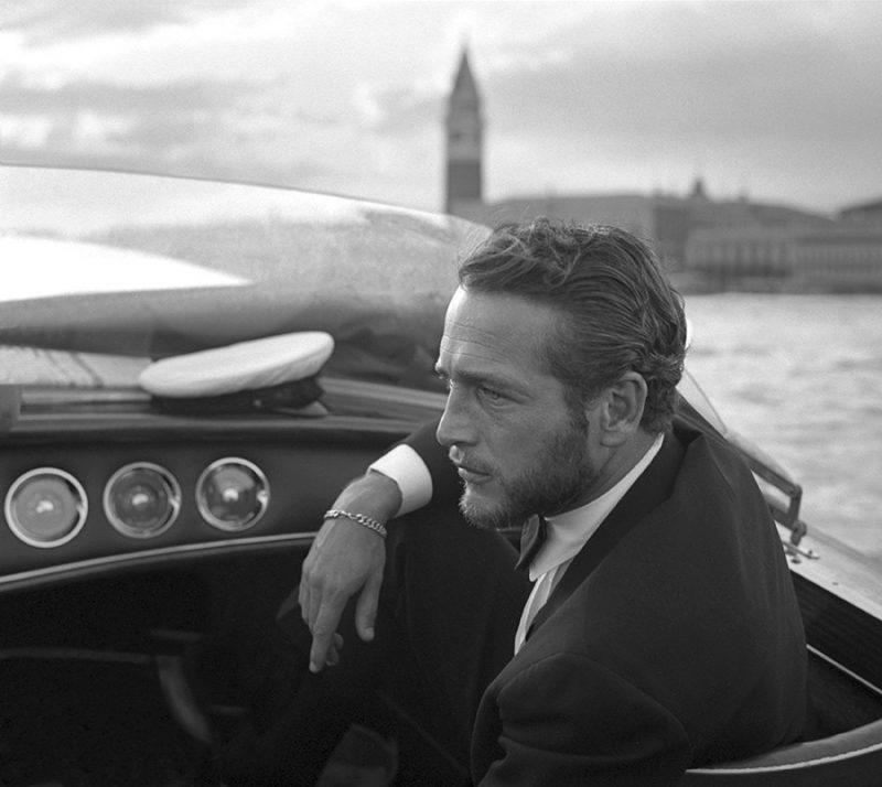 paul newman em venice em 1963