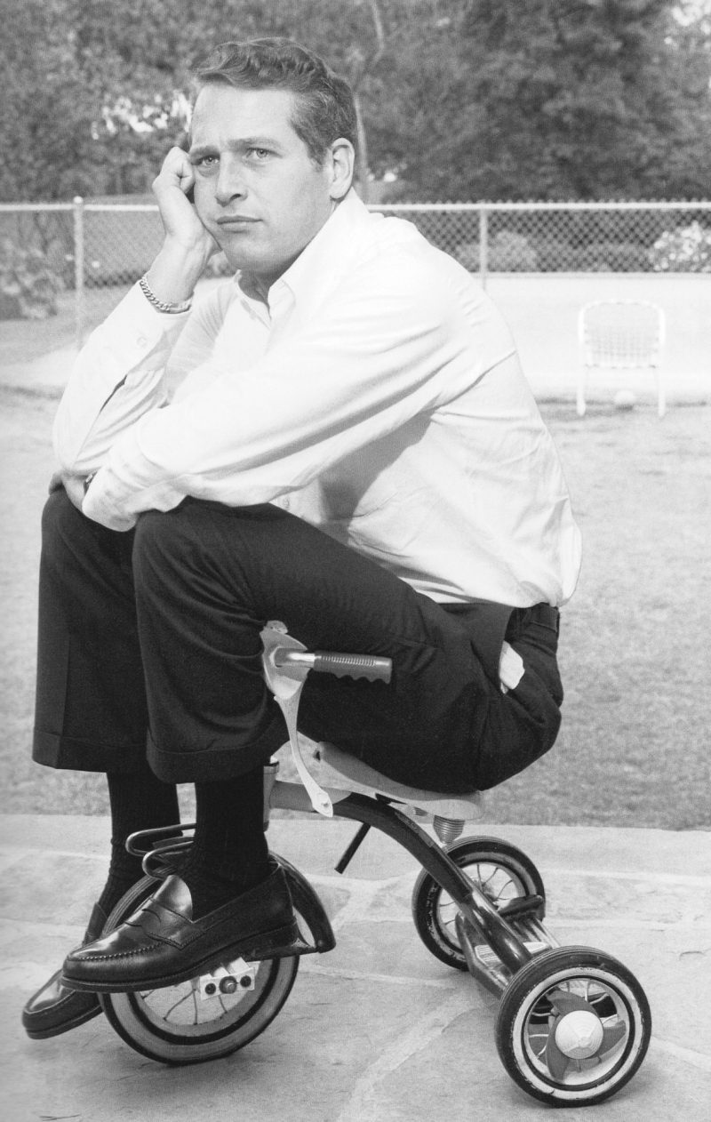 Paul Newman penny loafer
