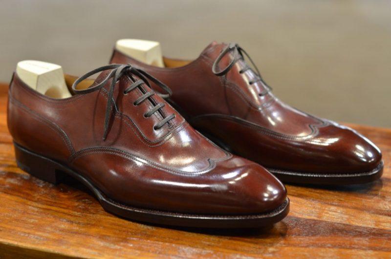 sapato masculino austerity brogue