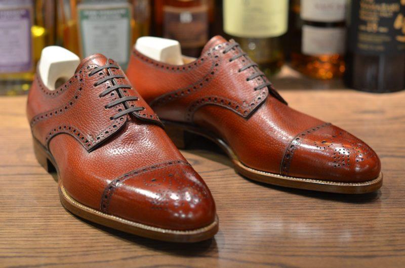 sapato derby oxford