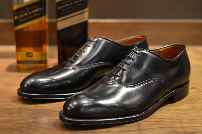 Sapato Oxford Plain Toe