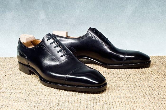 sapato social masculino oxford preto