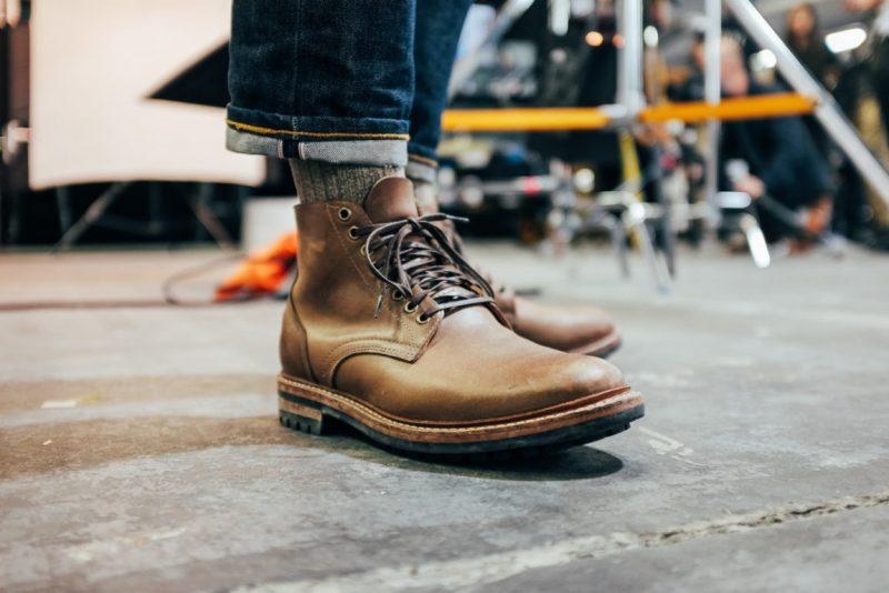 Jeans Denim Selvedge e Bota Oak Street Bootmaker