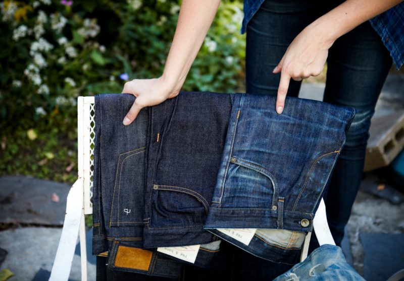 evolução do raw denim