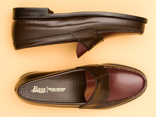 penny loafer masculino