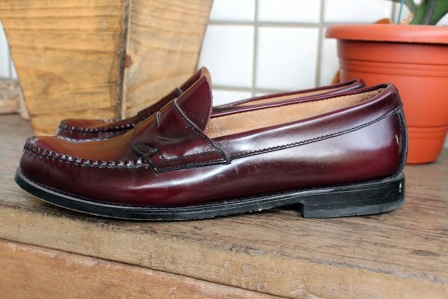 sapato bass weejun penny loafer