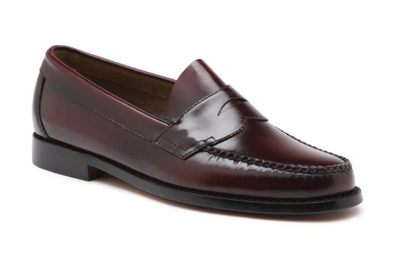 penny loafer bass weejun