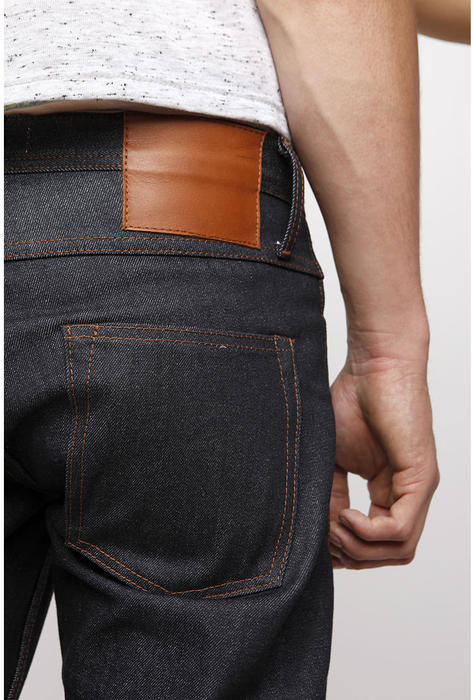 jeans selvedge unbranded