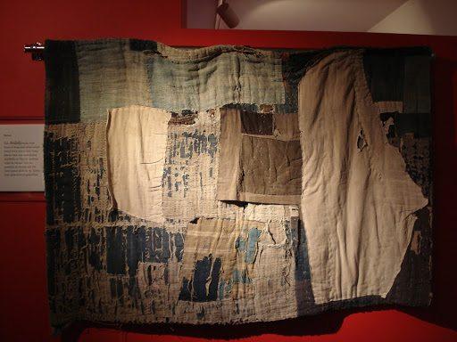 tecido retalhos boro japonês