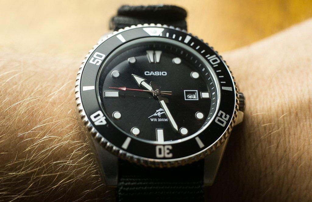 Relógio Cassio MDV 106