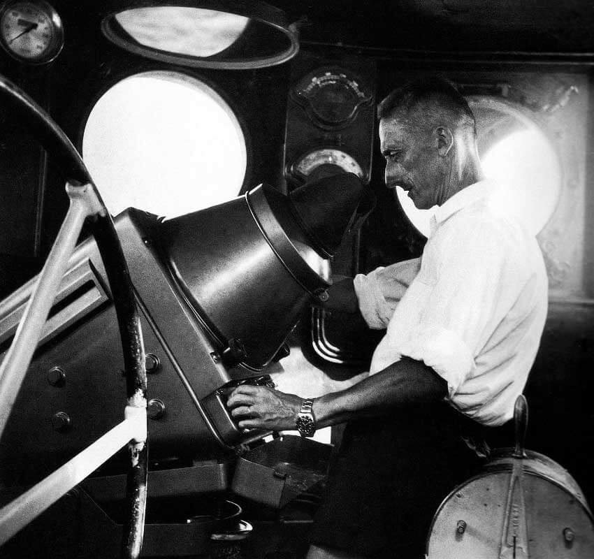 Jacques-Cousteau Rolex Submariner