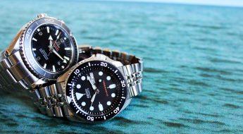 relógios diver