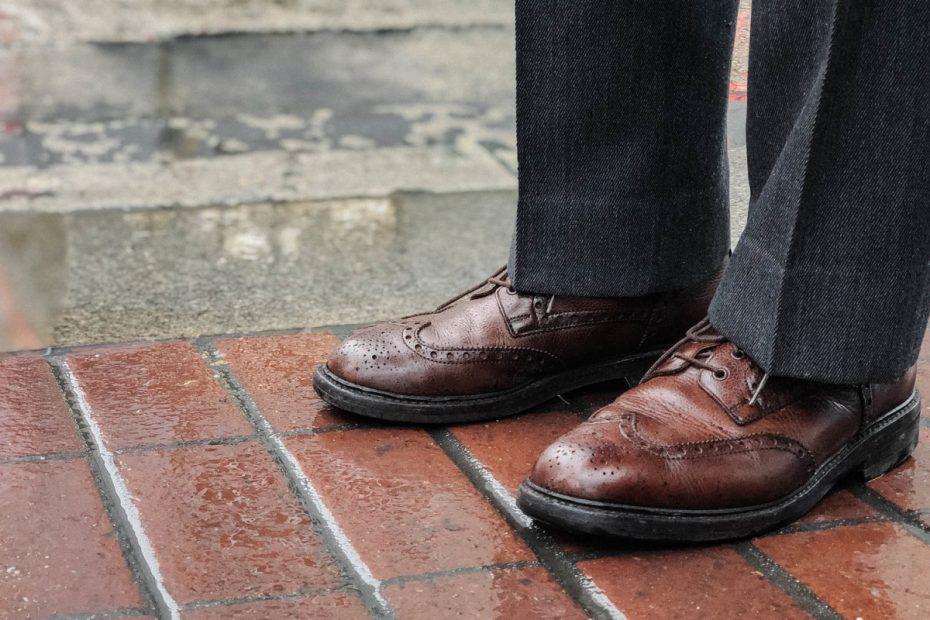 como secar sapato de couro