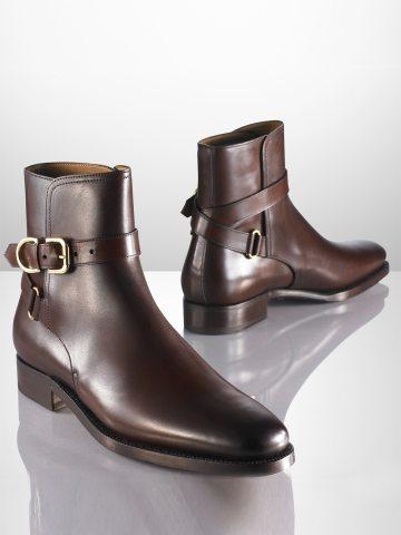 Bota Johdpur Ralph Lauren Purple Label - Macon Boots