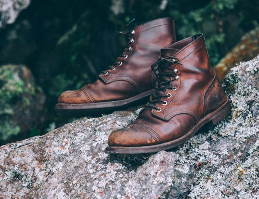 Bota Red Wing Iron Ranger