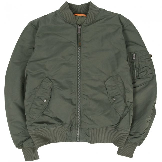 Jaqueta Bomber Ma-1 Alpha Industries