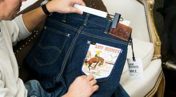 calça jeans lee