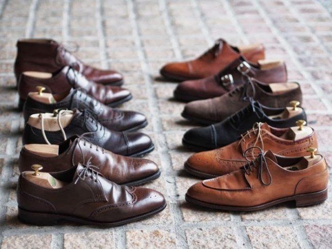 64a280f04 Qual é melhor, sapato com sola de couro ou sapato com sola de borracha?