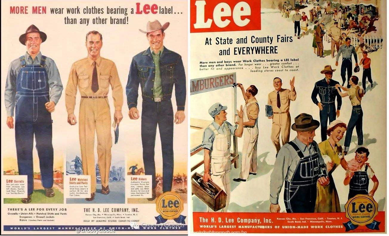 lee workwear