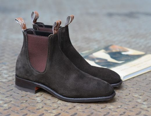 RM Williams Chelsea Boot