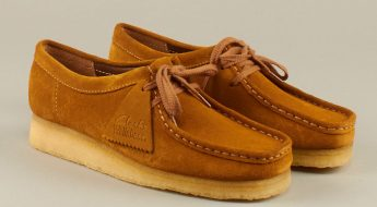 Sapato Wallabee estilo London Fog