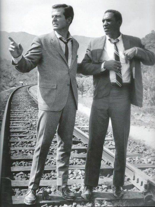 Robert Culp e Bill Cosby