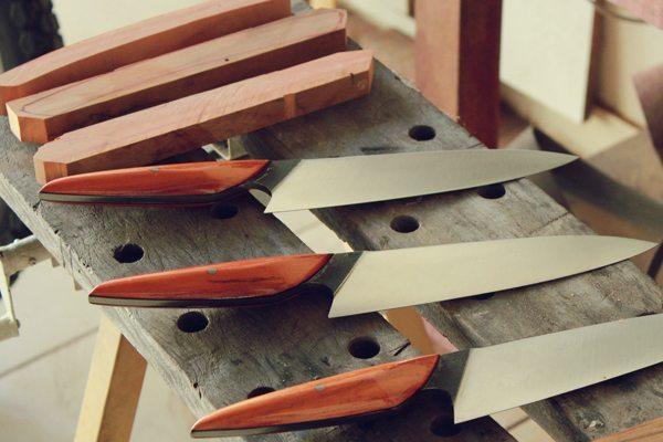 Facas artesanais Ork Knives