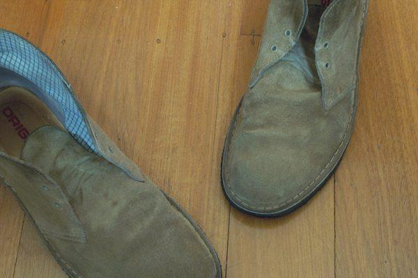 9a2b68e26 Como limpar a sua bota ou o seu sapato de camurça
