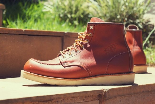 Red Wing 8131 Oro Russet