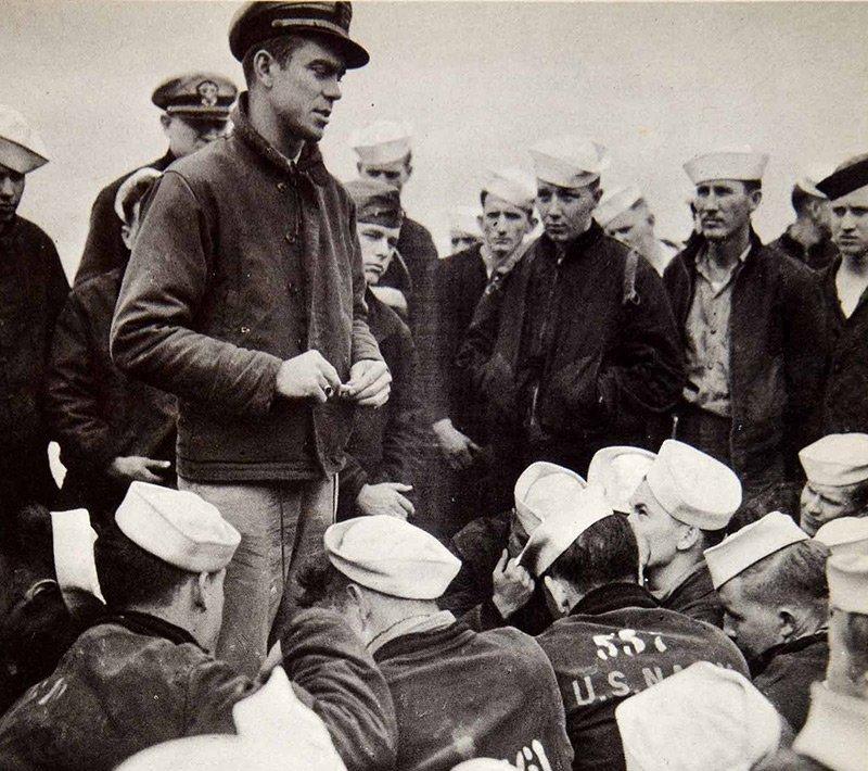 marinha dos estados unidos na segunda guerra