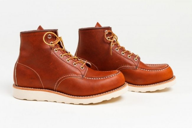 Vendo Bota Red Wing Moc Toe Oro Legacy