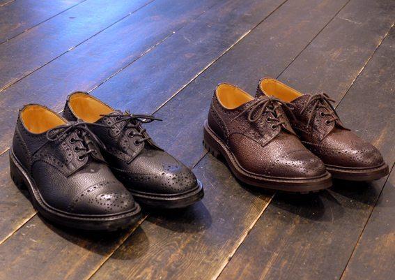 Sapatos derby Trickers