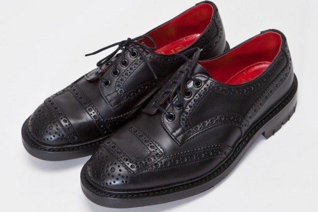 Sapato brogue Junya Watanabe Trickers