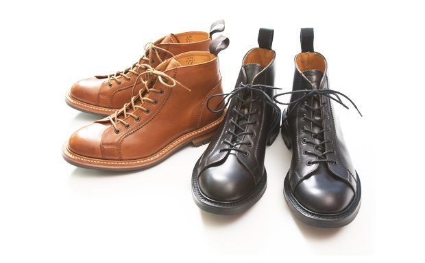 Botas Monkey Boots Trickers