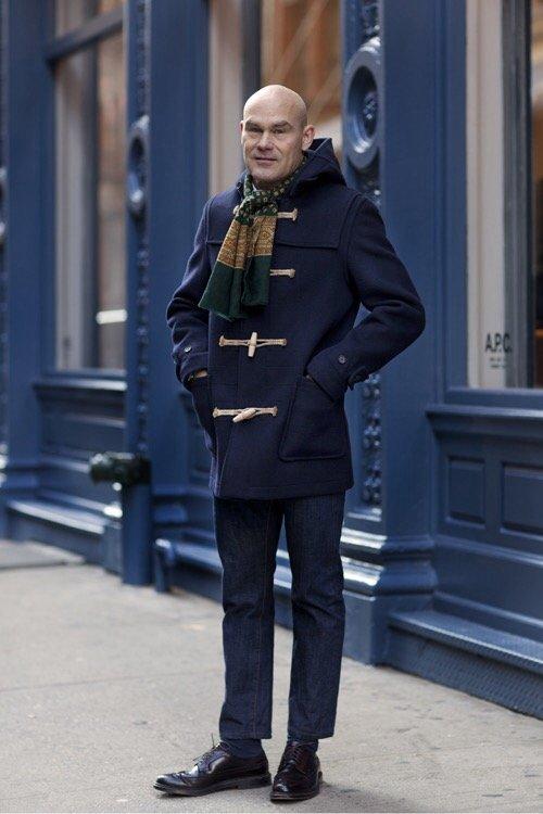 look masculino com bota em couro shell cordovan