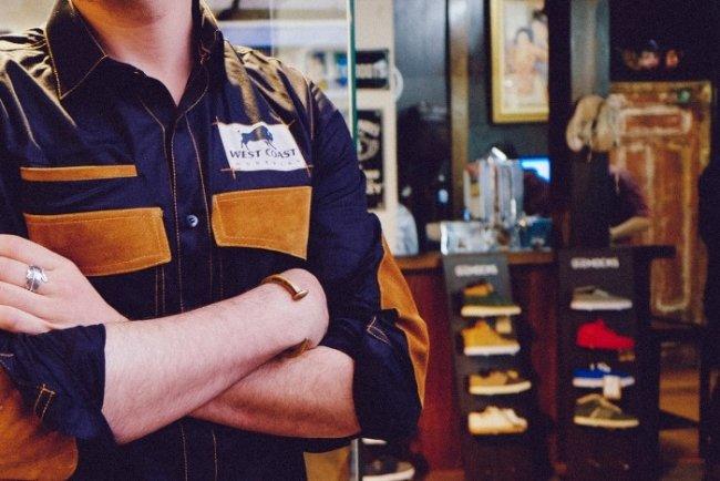 West Coast Coleção Worker João Pimenta