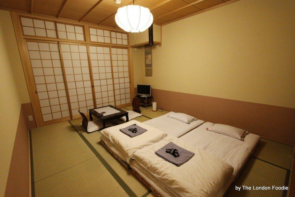 Ryokan no Japão