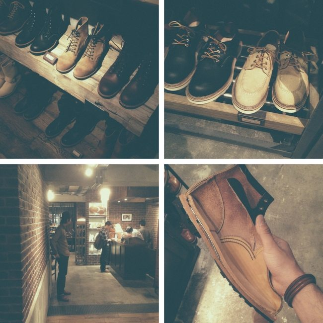 Loja Red Wing Boots