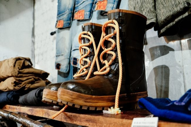 mountain boots loja kapital ebisu tóquio