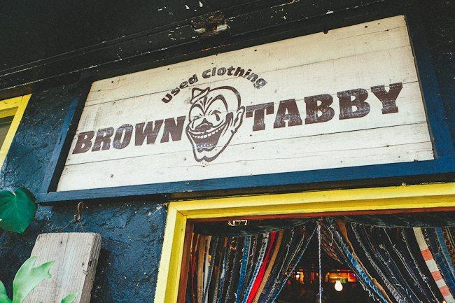 Brown Tabby Works em Osaka