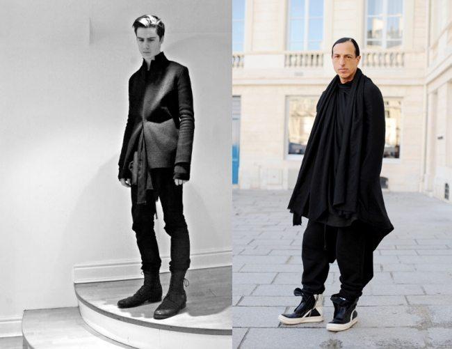 minimalismo na moda masculina